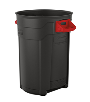 Commercial Utility Trash Can